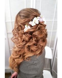Идеальная прическа на длинные волосы