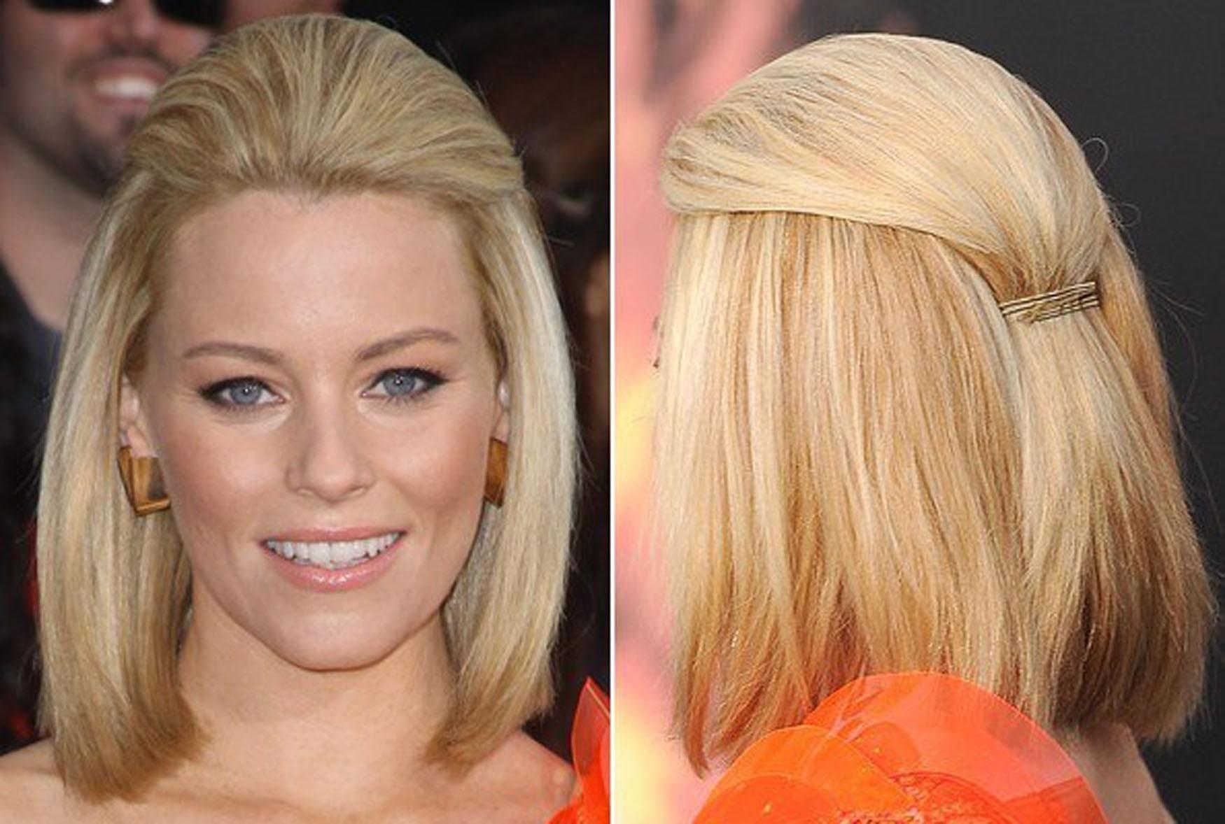 Celebrity long bob haircuts