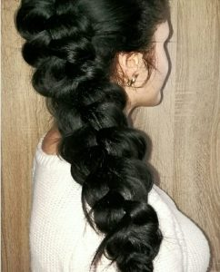 Длинная коса