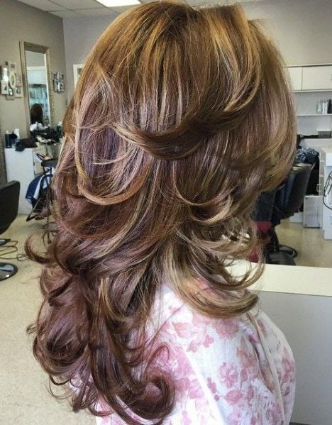 Распущенный волос