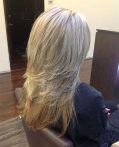 Уклладка волос